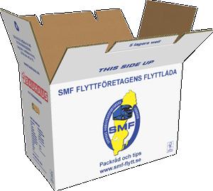SMF flyttlåda